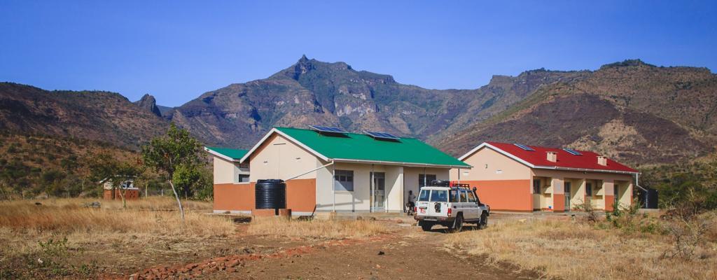 Health Center II, Moroto District, Uganda